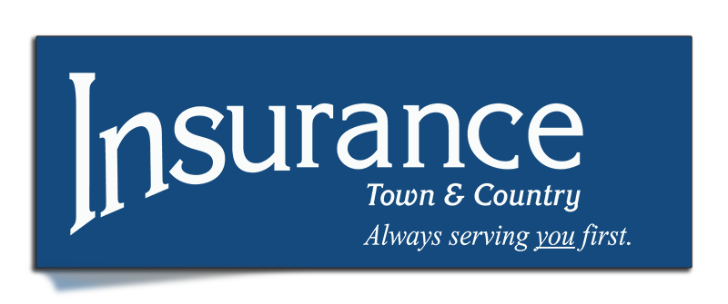 Insurance Town & Country Logo